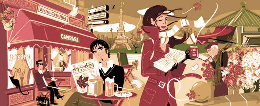 Juanma ilustrador barcelona juanma garc a escobar for Oficinas racc barcelona