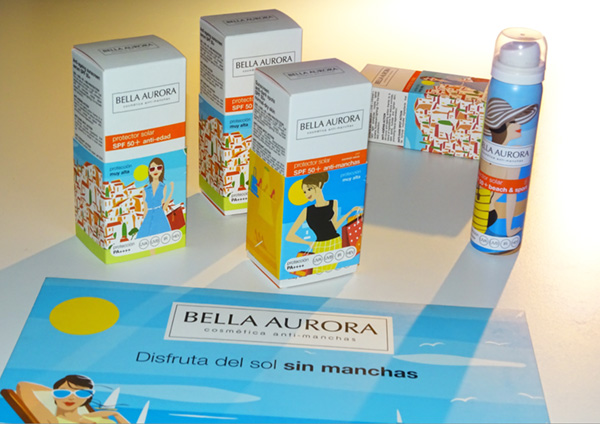 PACKAGING BELLA AURORA