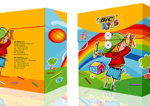 PACKAGING BIC