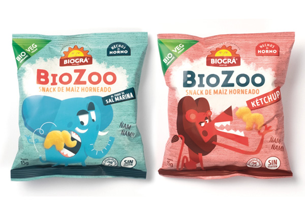 PACKAGING BIOZOO